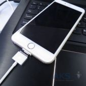 Вид 7 - Кабель USB WSKEN Magnetic Lightning X-cable