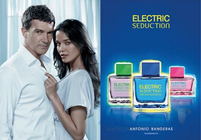 Antonio Banderas Electric Seduction EDT