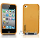 Чехoл Tunewear Softshell Orange for iPod touch 4G