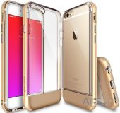 Чехол Ringke Fusion Frame Apple iPhone 6, iPhone 6S Royal Gold (558339)