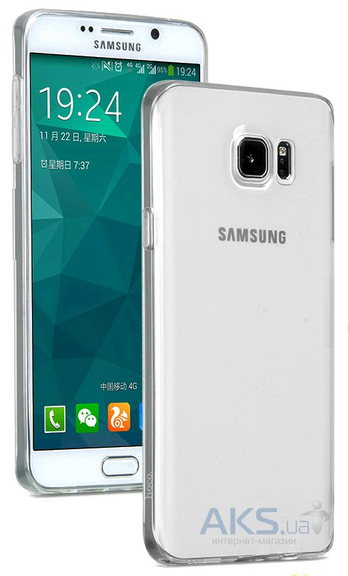 Чехол Hoco Light Series Samsung N920 Galaxy Note 5 Black