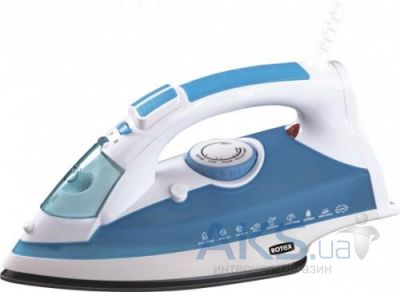 Утюг Rotex RIC23-W White-Blue