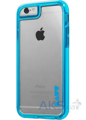 Чехол Laut Fluro Series Apple iPhone 6, iPhone 6S Blue (LAUT_IP6_FR_BL)