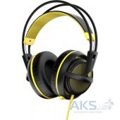 Гарнитура для компьютера Steelseries Siberia 200 Yellow