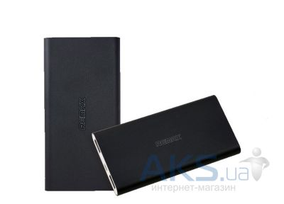 Внешний аккумулятор REMAX Powerbox Remax Vanguard 6600mAh Black