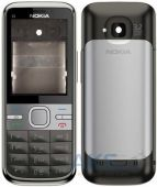 Корпус Nokia C5-00 Original Grey