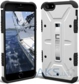 Вид 3 - Чехол UAG Urban Armor Gear Apple iPhone 6/6S Plus Navigator White (IPH6/6SPLS-WHT-VP)
