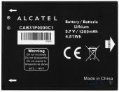 Аккумулятор Alcatel OneTouch POP C3 4033A / CAB31P0000C1 (13000 mAh) Original