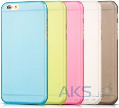 Чехол REMAX Ultra Thin Silicon Case для Samsung G310 Blue