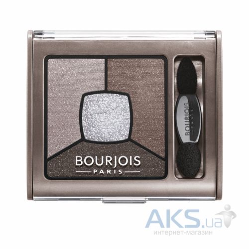 Тени Bourjois Smoky Stories Palette №05 - Good Nude