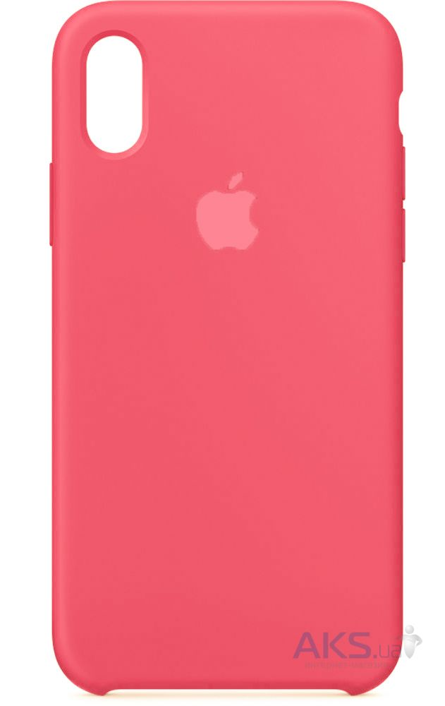 Чехол Apple Silicone Case iPhone XS Cotton Candy_HC