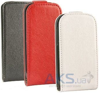 Чехол Book Flip Case для Samsung G355 Red