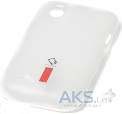 Чехол Capdase Soft Jacket2 Lenovo S850 White