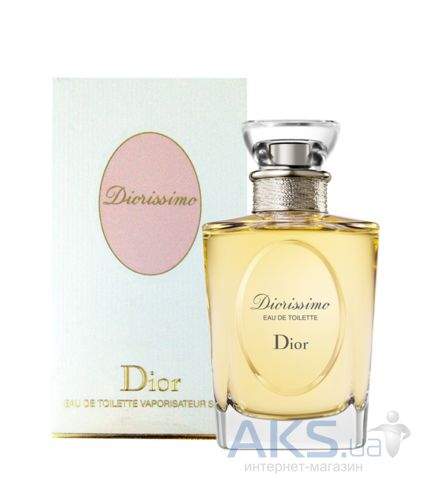 Туалетная вода Christian Dior Diorissimo 100 ml