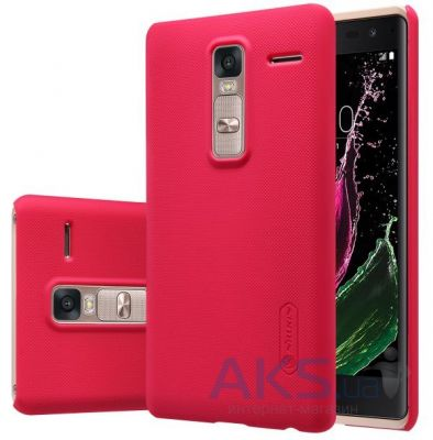 Чехол Nillkin Super Frosted Shield LG H650E Class, H650 Zero Red