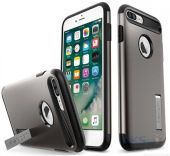 Чехол SGP Case Slim Armor Apple iPhone 7 Plus, iPhone 8 Plus Gun Metal (SGP-043CS20309)