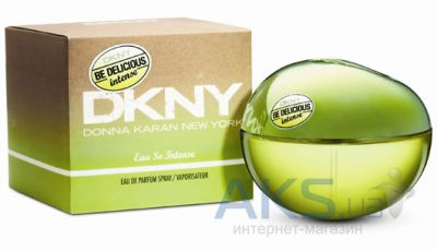 Donna Karan DKNY Be Delicious Eau so Intense Парфюмированная вода 30 ml