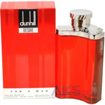 Dunhill Desire For a Man Туалетная вода 100 ml