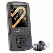Mp3-плеер EnergySistem MP4 Energy Player Slim3 8GB Dark Iron