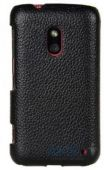 Чехол Melkco Snap leather cover Nokia Lumia 720 Black (NKLU72LOLT1BKLC)