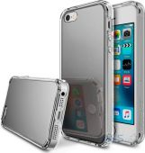 Чехол Ringke Fusion Mirror Apple iPhone 5, iPhone 5s, iPhone SE Silver (824512)