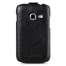 Чехол Melkco Jacka leather case for Samsung S6802 Galaxy Ace DuoS Black (SS6802LCJT1BKLC)