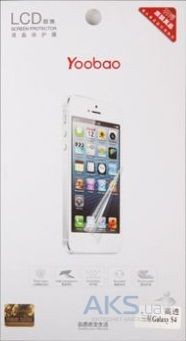 Защитная пленка Yoobao Apple iPhone 6 Plus, iPhone 6S Plus Clear (SPiPhone6 plus-C)