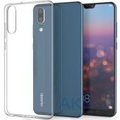 Чехол 1TOUCH TPU Ultra Thin Huawei P20 Transparent