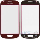 Стекло для Samsung Galaxy S3 mini I8190 Original Red