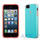 Чехол Speck CandyShell Apple iPhone 5, iPhone 5S, iPhone SE Pool Blue/Wild Salmon Pink (SPK-A1564)