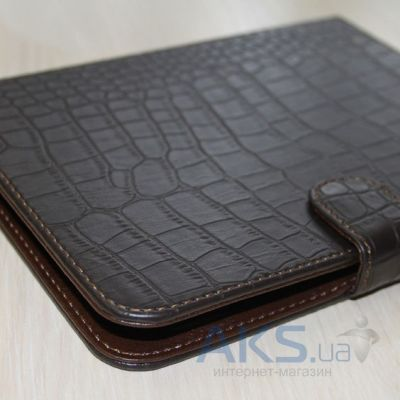 Обложка (чехол) Saxon Case для PocketBook Touch 622 Dragon Brown