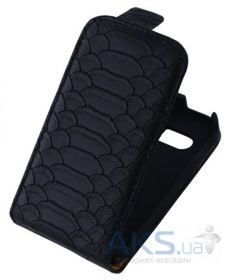 Чехол Atlanta Book case for Nokia 500 Black