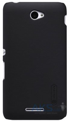 Чехол Nillkin Super Frosted Shield Sony Xperia E4 E2115 Black