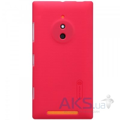 Чехол Nillkin Super Frosted Shield Nokia Lumia 830 Red