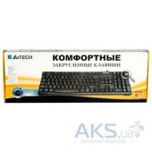 Вид 3 - Клавиатура A4Tech KR-750 Black