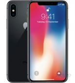 Мобильный телефон Apple iPhone X 256Gb (MQAF2) Space Gray