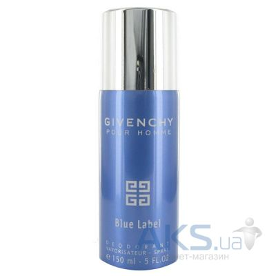 Givenchy Blue Label Дезодорант 150 ml