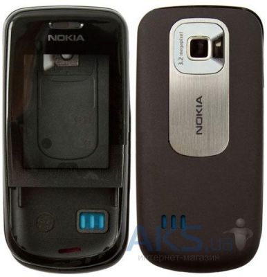 Корпус Nokia 3600 Slide Black