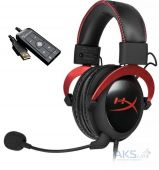 Наушники HyperX Cloud II Red (KHX-HSCP-RD)