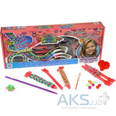 Игра Rainbow Loom Hair Loom Studio Double (R0054)