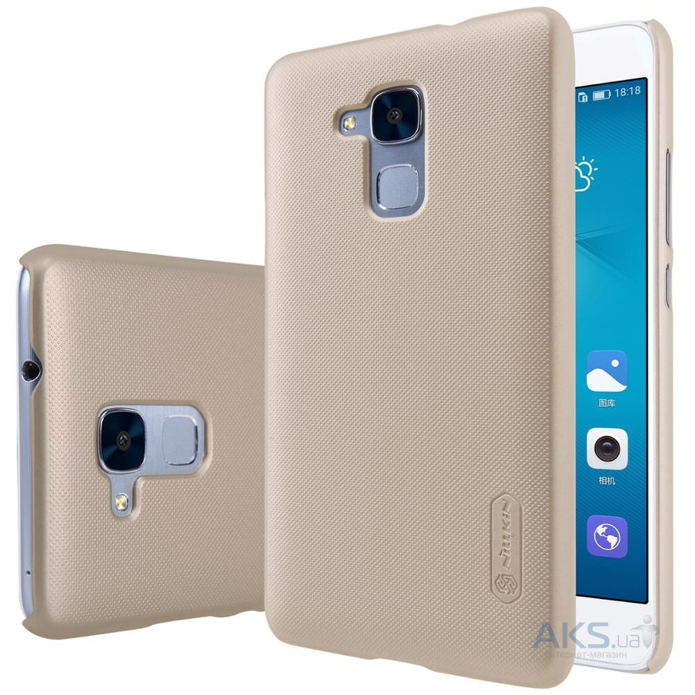 Чехол Nillkin Super Frosted Shield Huawei Honor 5C Gold