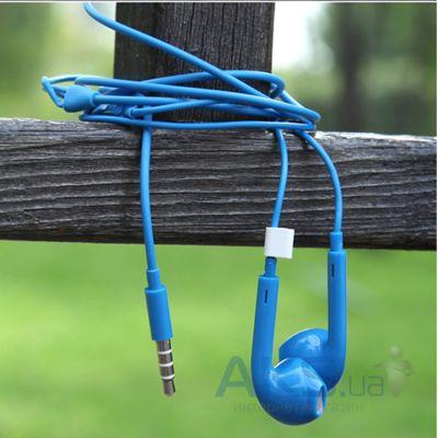 Гарнітура для телефону Apple EarPods HC Blue - купити в Україні! 43b159fa8b97b