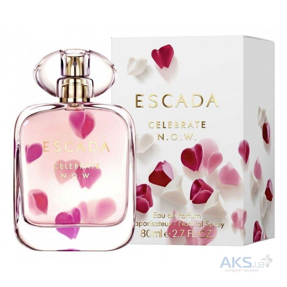 купить женский парфюм Escada с Ekua все цены интернет