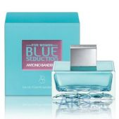 Antonio Banderas Blue Seduction Woman Туалетная вода 50 ml