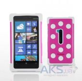 Вид 3 - Чехол Yoobao 3 in 1 Protect case for Nokia 920 Rose (PCNOKIA920-3RS)
