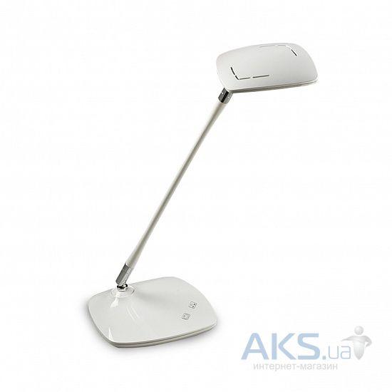 Настольный светодиодный светильник Eurolamp 5W 4000K белый (LED-DEL18(white)