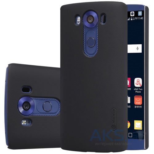 Чехол Nillkin Super Frosted Shield LG V10 H961S Black