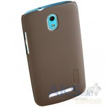 Чехол Nillkin Super Frosted Shield HTC Desire 501 Brown