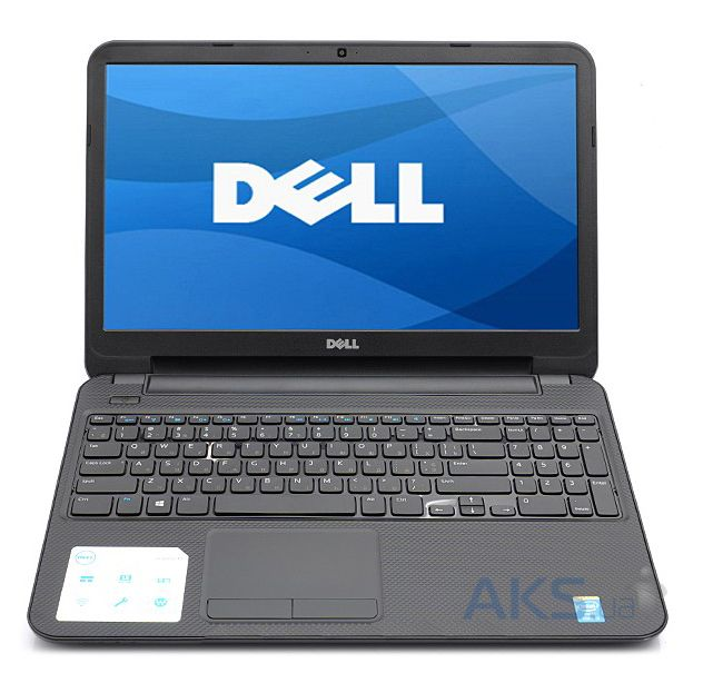 Ноутбук Dell Inspiron 15-1334 (I15RV-1334BLK) Black
