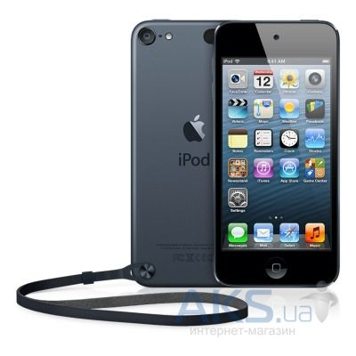 Mp3-плеер Apple iPod Touch 5Gen 32GB (MD723) Slate Black
